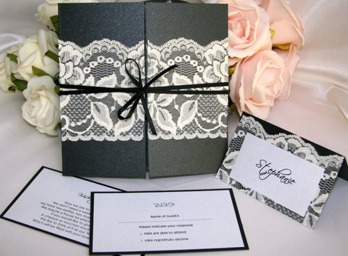 Ebony_Boudoir_Lace_Wedding_Invitations_Set_large