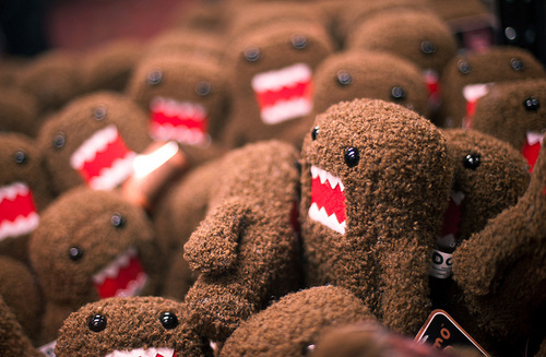 Domo has evaded me once again