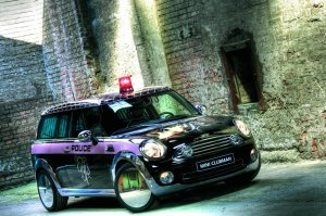 Mini Clubman by Agent Provocateur